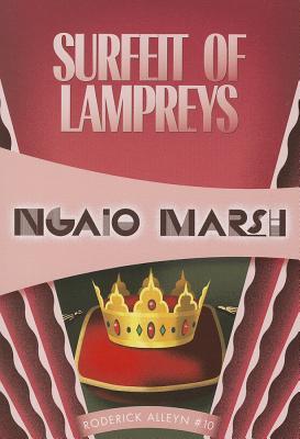 Surfeit of Lampreys By Marsh, Ngaio